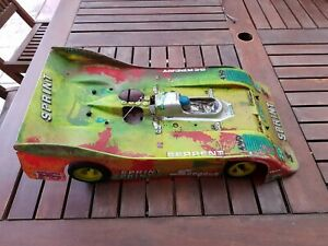 Serpent Excel MK2 4X4 1/8 rolling chassis