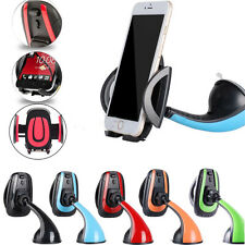 360° Universal Car Windscreen/ Dashboard Phone Suction Holder Mount Cradle Stand