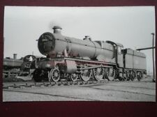 PHOTO  GWR COLLETT HALL 4-6-0 5936 OAKLEY HALL AT OLD OAK 29/10/62