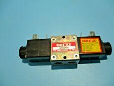 NEW NUMATICS L01SS4592 DOUBLE SOLENOID VALVE 110/120V COIL