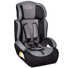 TecTake Silla de coche para niños Grupos 1 2 3 pesos de 9-36 kg NUEVO