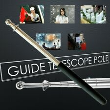 More details for 1.6m telescopic flag pole extendable portable handheld windsock pointer