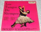 DONATO RACCIATTI Los Tangos De Siempre LATIN NUVOX LP