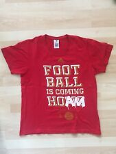FC Bayern T-Shirt Triple Champions League Pokal Meisterschaft Gr. L
