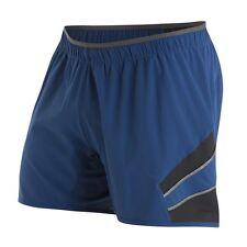 "Pearl Izumi Men's Pursuit 5in Short 5"" Lightweight Running 12111602 Blue / Black"