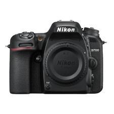 "Nikon D7500 Body 20.9mp 3.2"" DSLR Digital Camera Brand New Agsbeagle"