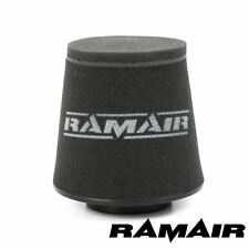 "Ramair Universel 75mm/3"" Cou Mousse Cône Induction Haut Débit Filtre À Air"