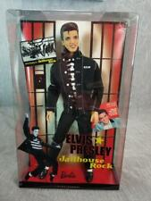 Elvis Presley JAILHOUSE ROCK Barbie Collector Pink Label NIB w/ Dent on box 2010
