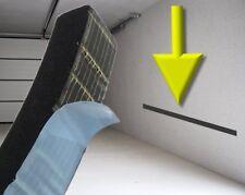 1m extra starker Türkantenschoner; Wandschutz-Puffer gegen Lackschäden in Garage