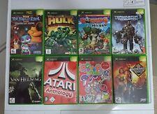 Original Xbox games bundle 1