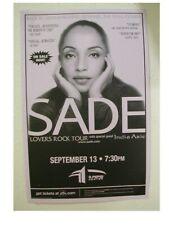 Sade Handbill Poster Lovers Rock