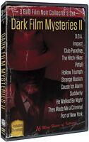 Dark Film Mysteries II [New DVD] 3 Pack