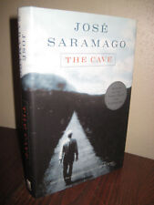 1st/1st Printing THE CAVE Jose Saramago RARE Modern Fiction NOBEL PRIZE Classic