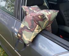 Grappler Camera Bean bag, Wildlife Photography Bean Bag. Army DPM empty.