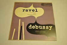 Ravel / Debussy (CAL-161) Centennial / World Wide symphonies - RARE