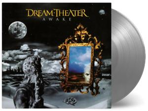 Dream Theater - Awake Silver Audiophile 2 Vinyl LP Numbered 2000 WW 180 GR NEU