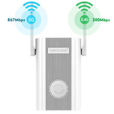 Wavlink WIFI Repeater e AC1200 Wireless Repeater e 2.4G e 5G per Range Extender