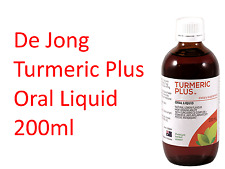 NEW 200ml TURMERIC PLUS Premium Herbal Extract Oral Liquid (Curcuma Longa )