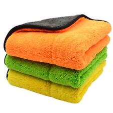 Super Thick Plush Microfiber Cleaning Cloths Car Care Microfibre Wax Polishing