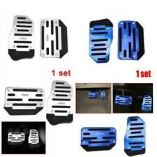 1 Set Metal Non-Slip Automatic Car Accessories Gas Brake Foot Pedal Pad Cover