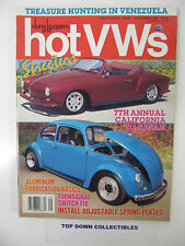 Hot V Ws & dune buggies   September 1988   Treasure Hunting In Venezuela