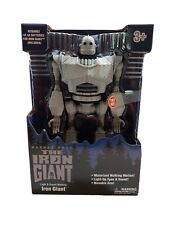 Iron Giant figure Large New Walking Lights Sound Walmart exclusive Fast Ship.New