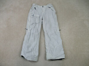 The North Face Pants Womens Large Brown Snow Hyvent Pants Outdoors Winter Ladies