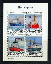 MOZAMBIQUE 2019 ICE-BREAKERS SHEET MINT NH