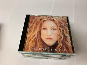 AMANDA MARSHALL Tuesday's Child CD UK Issue Pressed In Austria Epic 1999