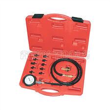 Car Engine Oil Pressure Test Tester Tools Kit