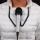 Neck Mic Stand Pro Magician Clown Stage Show Microphone For Hands Free Magic MP