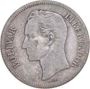 Better - 1945 Venezuela 1 Bolivar - TC *129