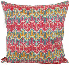 MISSONI HOME  DIAMANTE T57 Funda De Cojín satén de algodón satinado PILLOW COVER