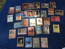 Atlanta 1996 Centennial OLYMPIC Collector Cards Olga Korbut Nadia Comaneci LOT