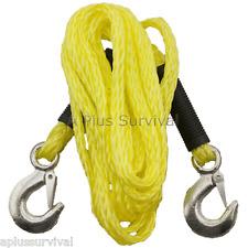 Poly Braid Tow Rope - Extra Super Strength