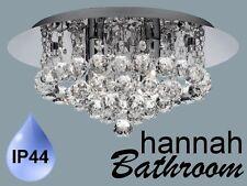 "Marco Tielle ""Hannah Bathroom"" 4 Light Ceiling Chandelier 4404-4CC. IP44"