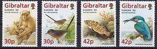 CEPT 1999-riserve naturali-animali/Gibilterra MiNr 852/55 **