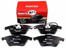 MINTEX FRONT AXLE BRAKE PADS FOR AUDI A4 A5 MDB2952 (REAL IMAGE OF PART)