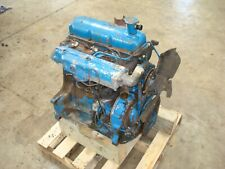 1970 Ford 4000 Tractor Running Gas Engine