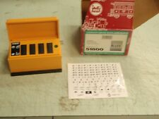 LGB 51800 On-Off for Electrical Circuits SWITCH CONTROL BOX THE BIG TRAIN MINT