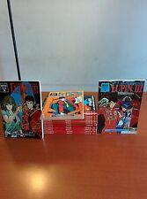 Lupin 3 star comics monkey punch serie 16 numeri con i due numeri speciali