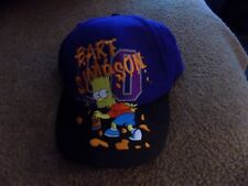 The Simpsons Bart Simpson Youth Baseball Cap
