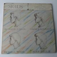 The Skids - The Absolute Game - Vinyl 2x LP UK 1st Press Embossed + Inserts NM