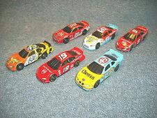 6 - 1:64 DIECAST NASCAR RACECARS CHEERIOS HONEY NUT BETTY CROCKER - NICE