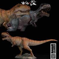 Nanmu 1/35 Giganotosaurus carolinii Behemoth Figure Dinosaur Collector Toy Gift
