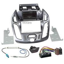 Ford Tourneo Connect pj2 13-18 2-din radio del coche Kit de integracion radio diafragma Nebula