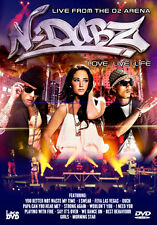 DVD:N DUBZ - LOVE LIVE LIFE - LIVE AT THE O2 ARENA - OFFICI - NEW Region 2 UK