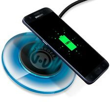 HyperGear UFO Qi Wireless Charging Pad w/LED Charging Indicator