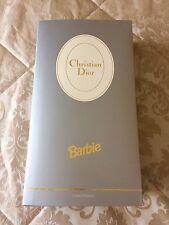 Christian DIOR Barbie Doll 1995 Limited Edition (solo uno su eBay Regno Unito!)