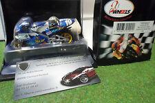 MOTO HONDA NSR 500 #19 John Kocinski de 1998 au 1/24 TWO WHEELS TWR99007 Vitesse